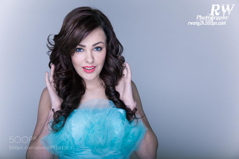 Photograph Blue Dress by Raymond Wong on 500px