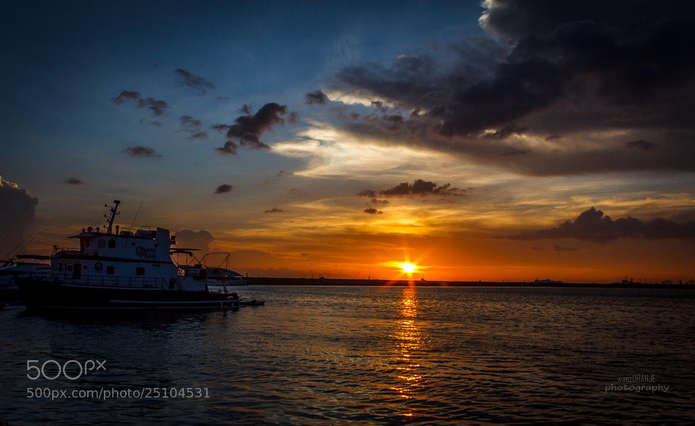 Photograph manila bay sunset by wanz ORANJE on 500px