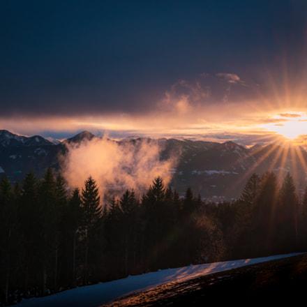 Sunset, Kärnten