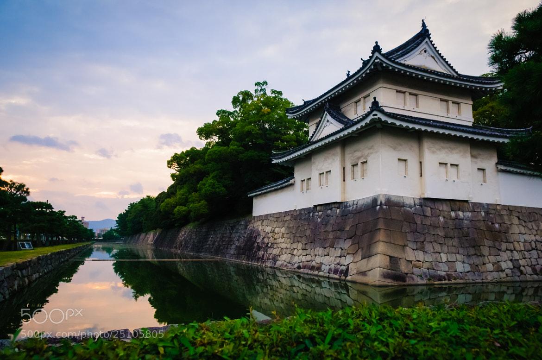 Photograph Nijo Castle by Jason Waltman on 500px
