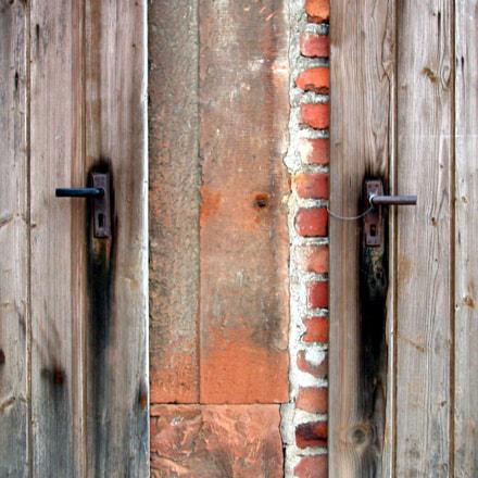 Tür, Nikon E5000