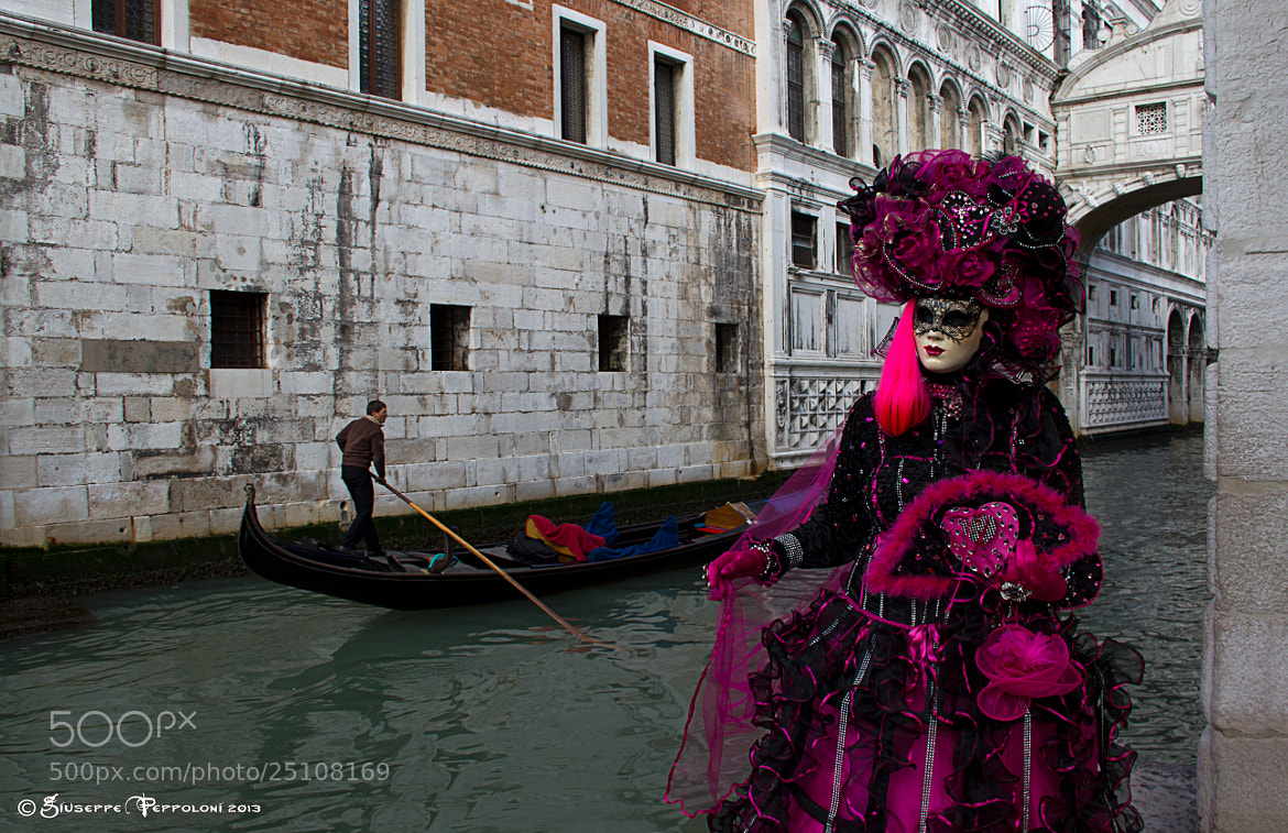 Photograph The Carnival in Venice   by Giuseppe  Peppoloni on 500px