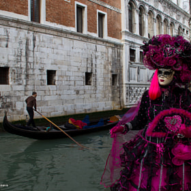 The Carnival in Venice   by Giuseppe  Peppoloni (giuseppepeppoloni)) on 500px.com