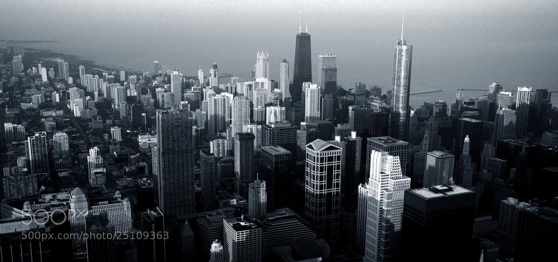 Photograph The windy city! by Adhurim  Kaja on 500px