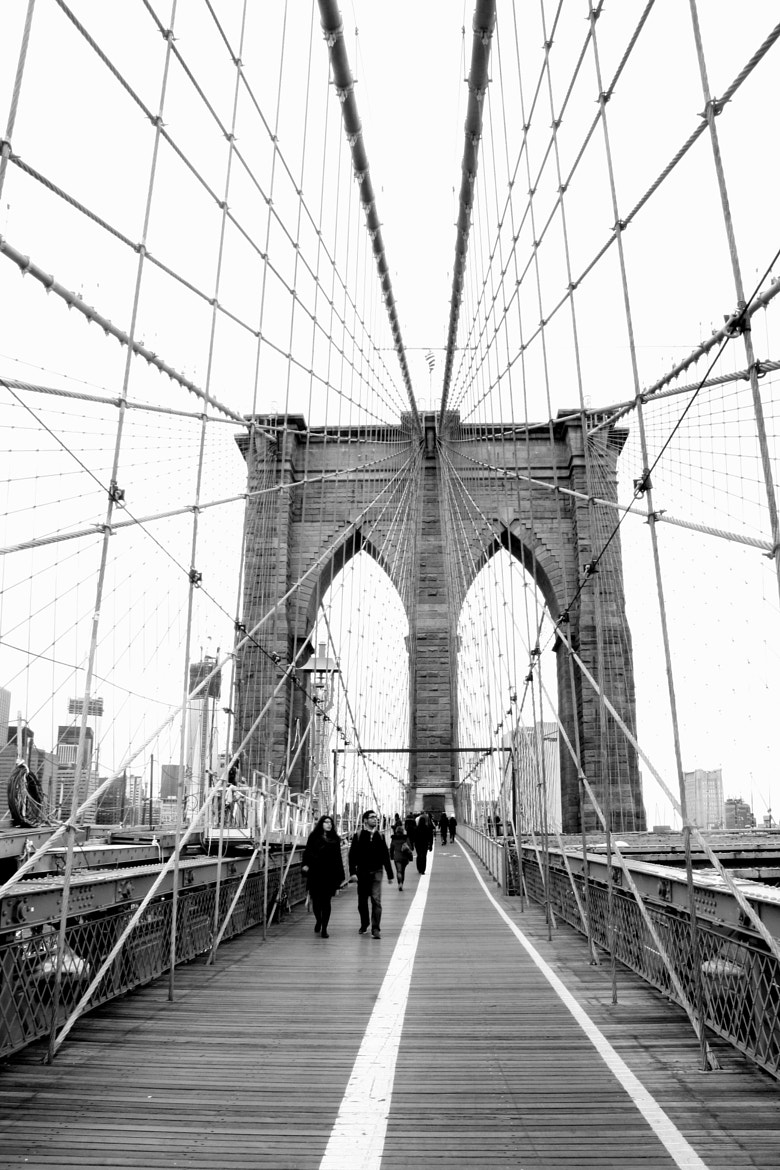 Photograph Brooklyn Bridge by Ketaki B on 500px