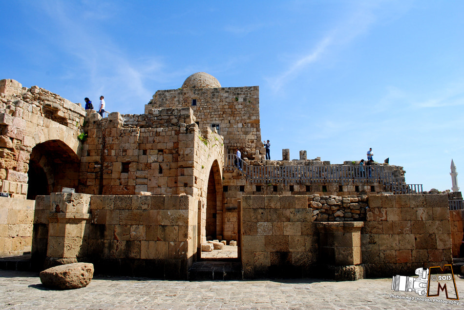 Photograph Saida Castle by Mohammed Shaaban on 500px