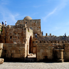 Saida Castle by Mohammed Shaaban (shaaban1988)) on 500px.com