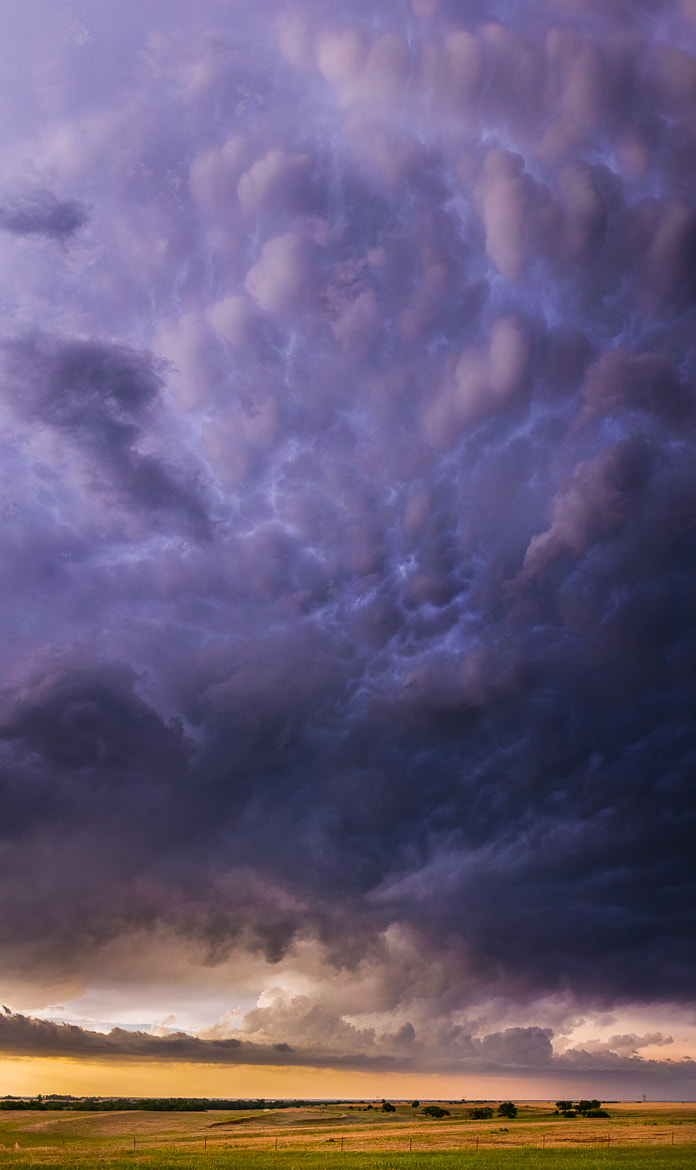 Photograph Mammatus by Joshua Gilpatrick on 500px