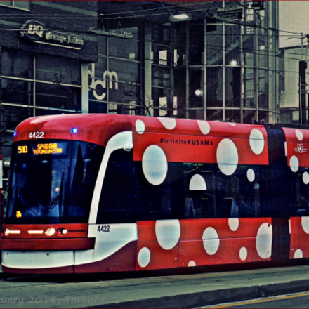 The streetcar named Ladybug., Panasonic DMC-ZS25