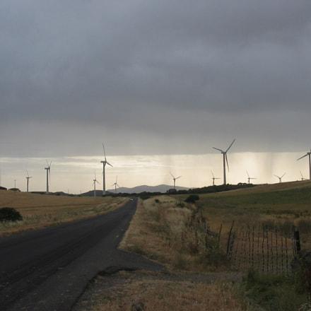 Wind, Canon POWERSHOT A60