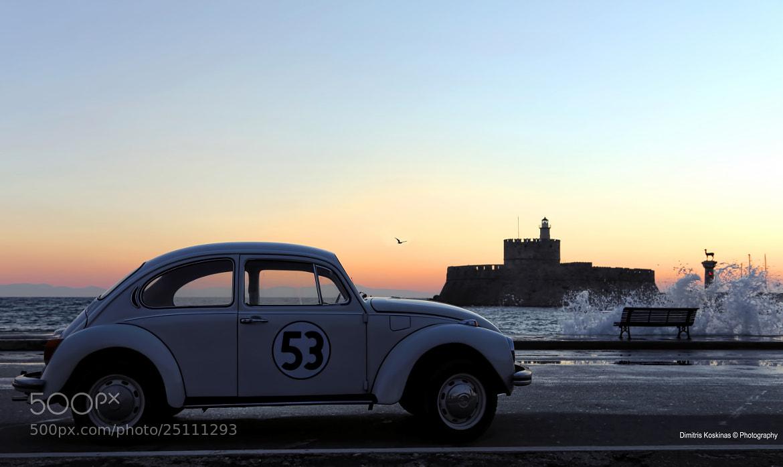 Photograph Herbie by Dimitris Koskinas on 500px