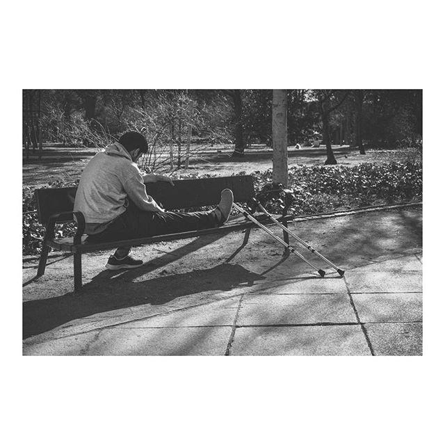 // Muletas _ Crutches _ Crosses // Imarchi Photography (http://www.imarchi.com) // #muletas..