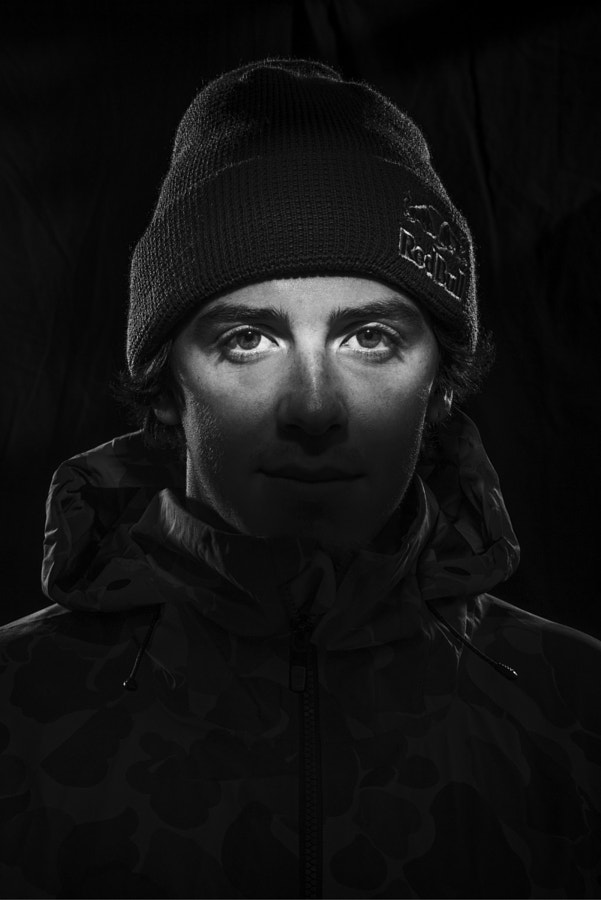Goggle Portraits of Olympians - Mark McMorris by Markus Berger on 500px.com