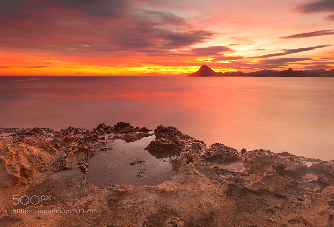 Photograph Isla del Fraile by Antonio Carrillo López on 500px
