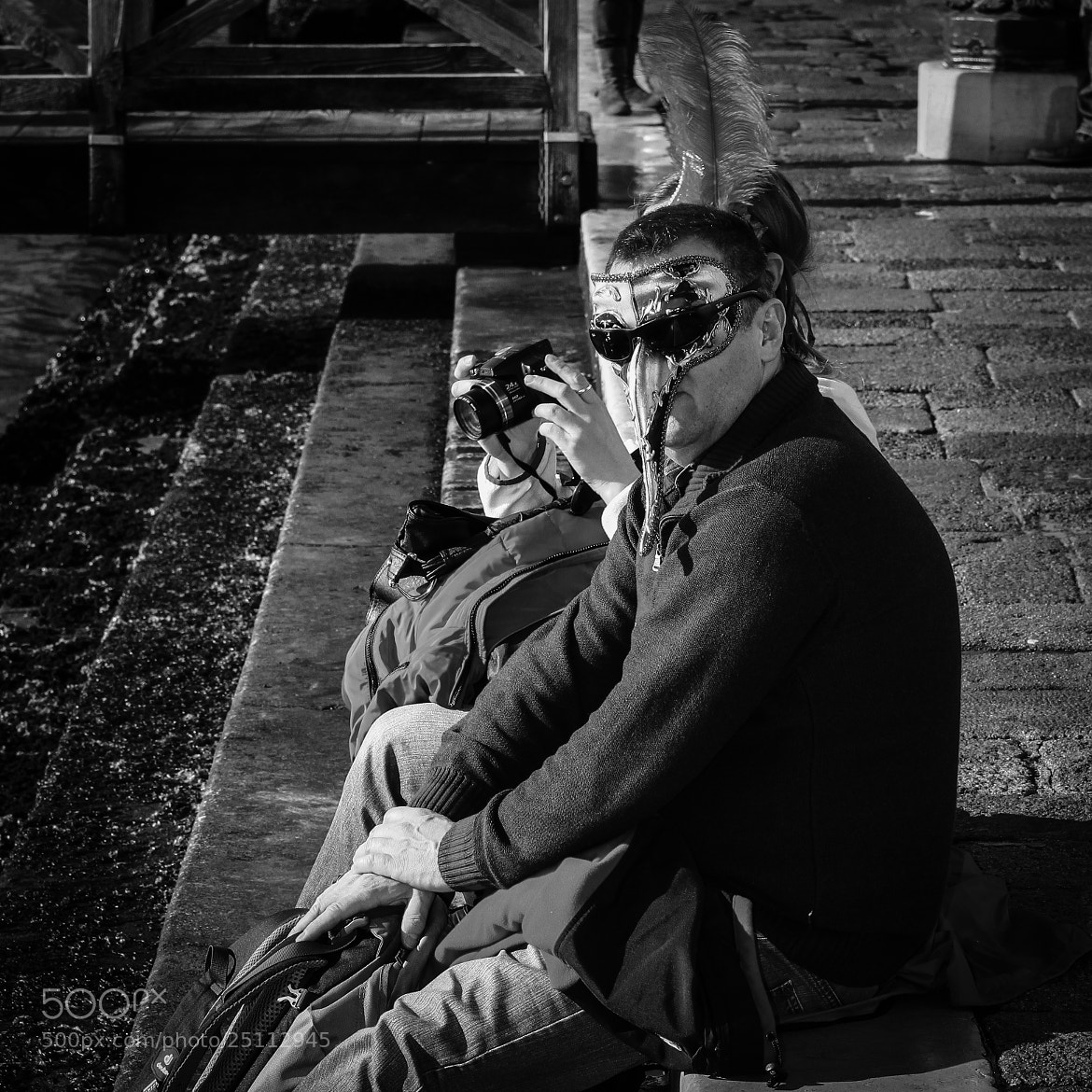 Photograph Do you recognize me ? by Claudio Bozzini on 500px