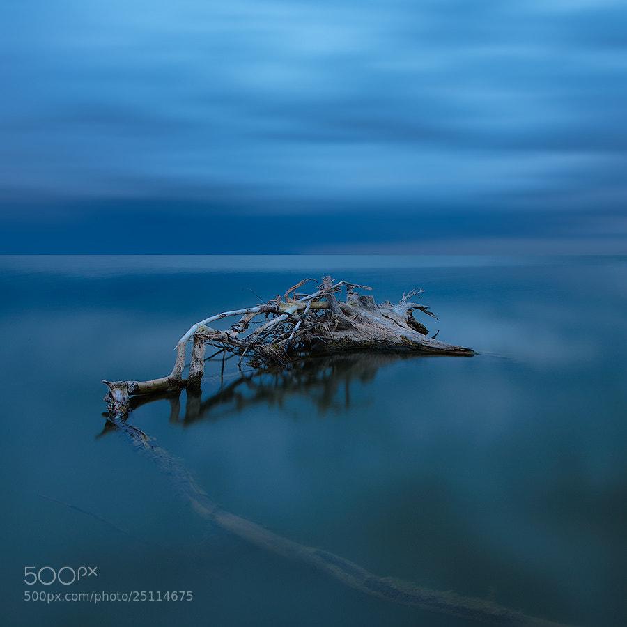 Photograph 100 seconds of oblivion by Marat Akhmetvaleev on 500px