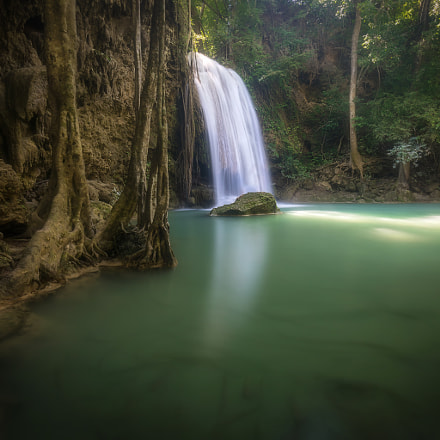 The Majestic Erawan Falls - II