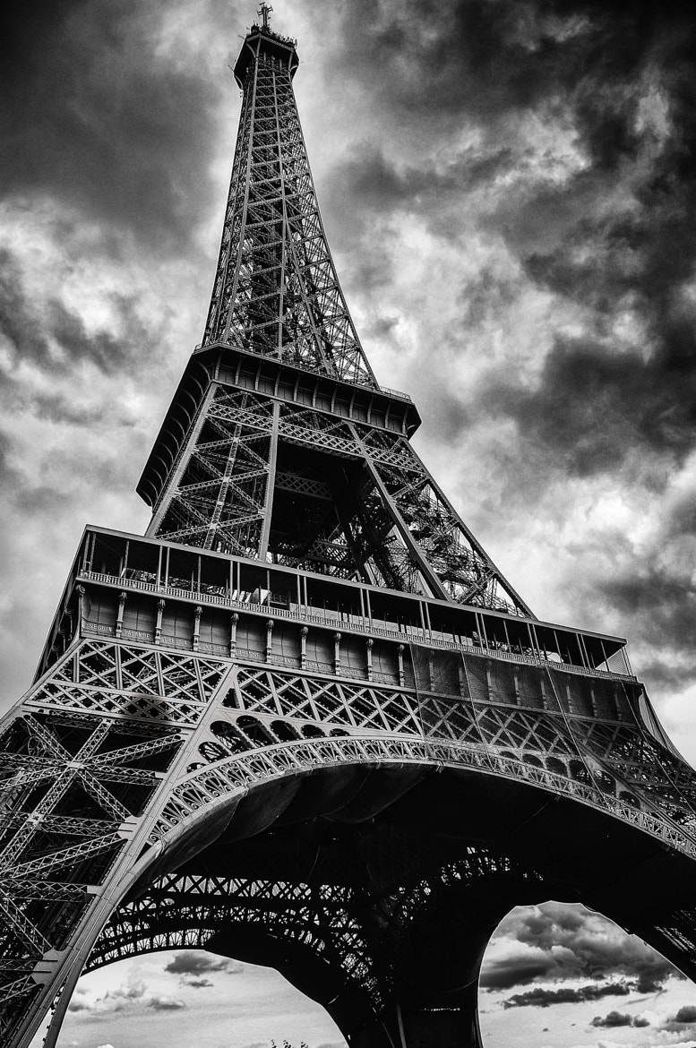 Photograph Eiffel  by Sanjay Pradhan on 500px