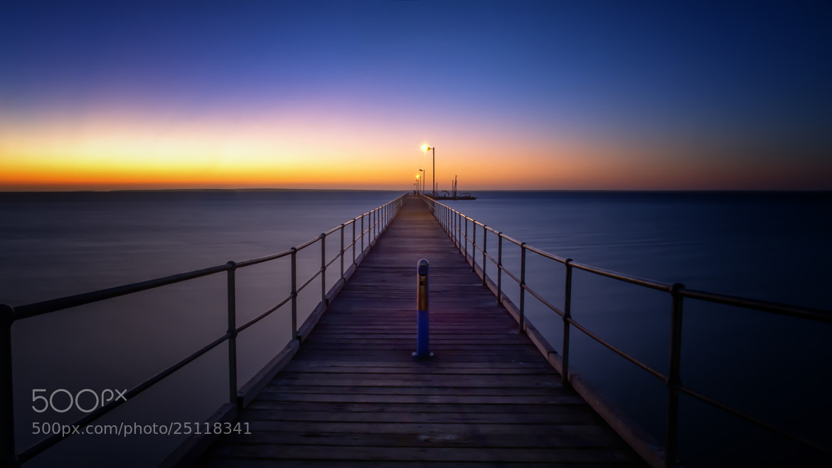 Photograph Along Ceduna Jetty by Paul Emmings on 500px