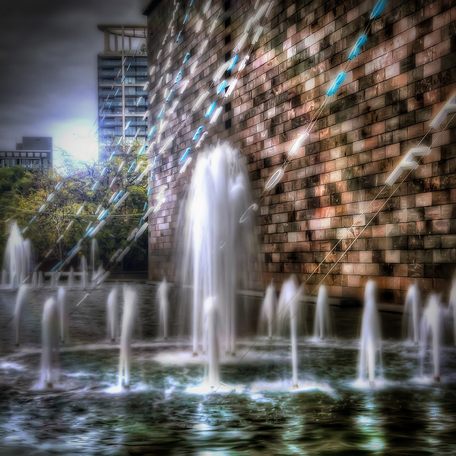 Photograph Water Fountain by Doctor Beat on 500px