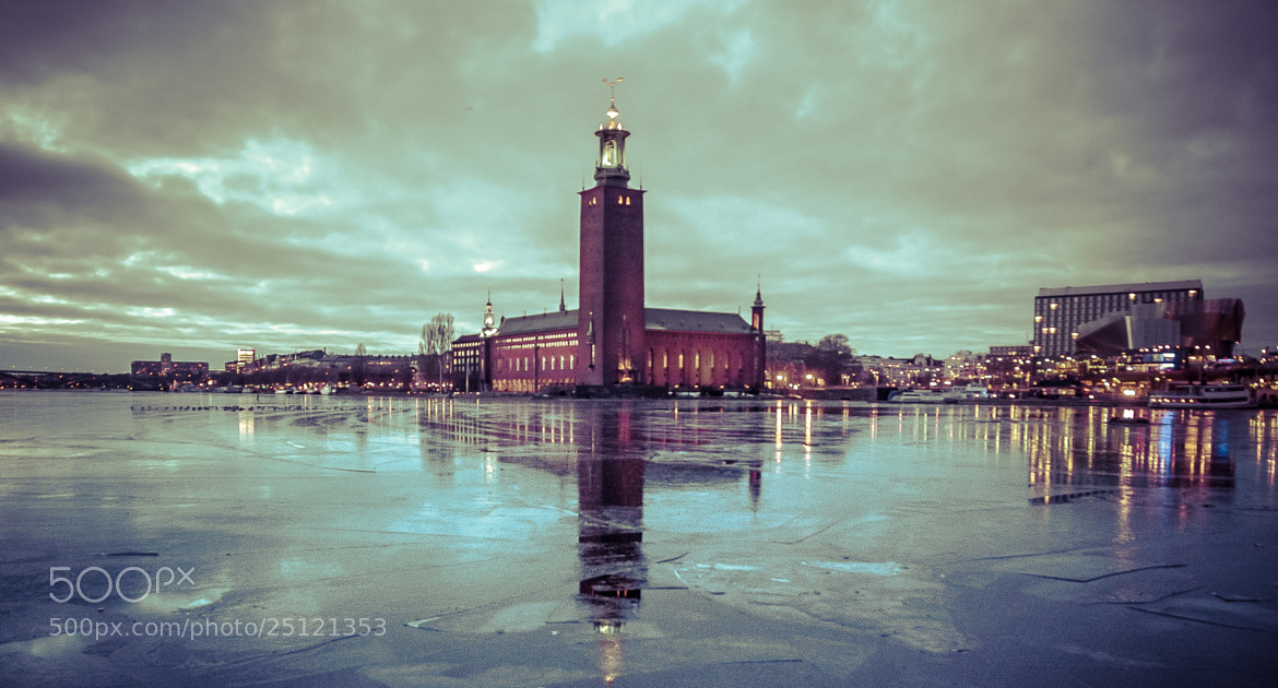 Photograph stockholm winter 3 by Hector Melo A. on 500px