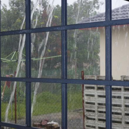 Monsoon Rains in Malaysia, Panasonic DMC-ZS10
