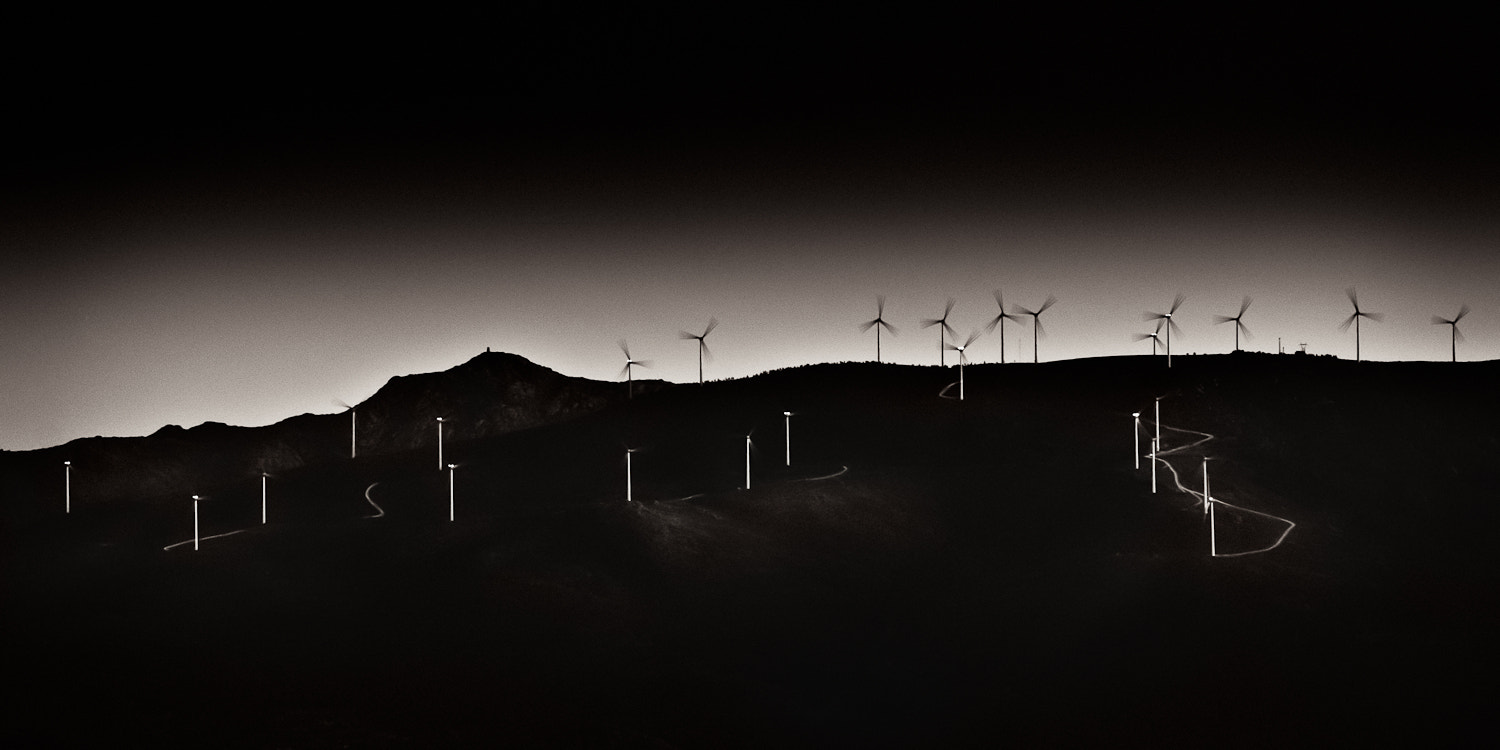 Photograph Wind farm 1 by Roberto Alonso on 500px