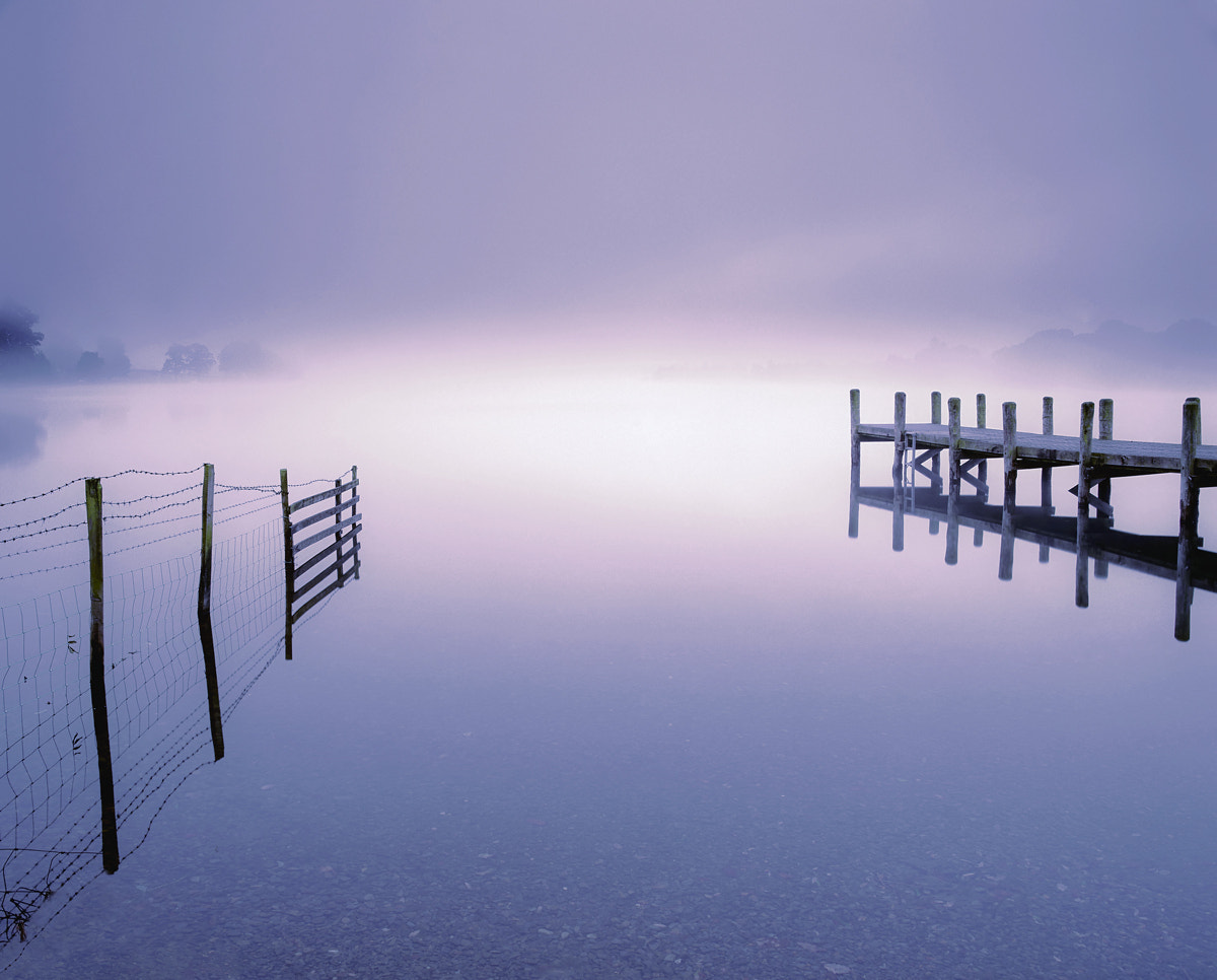 Photograph Coniston Dawn by Ian Cameron on 500px