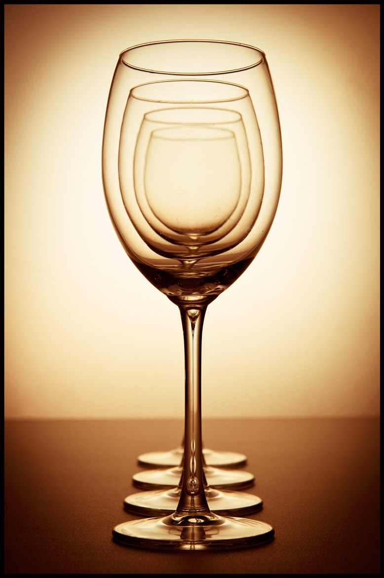 Photograph Empty glasses by Iwan van Steinvoorn on 500px