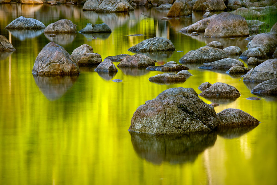 Jordan Pond reflection