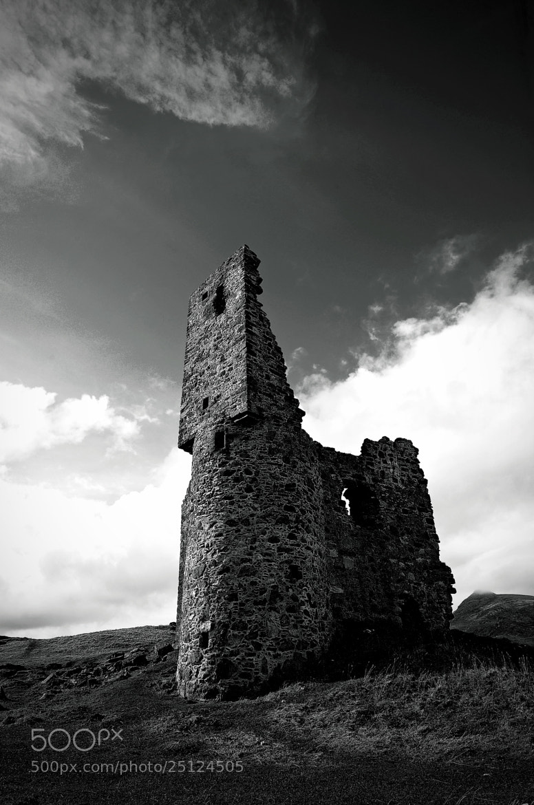 Photograph Ardvreck Castle by Johnny Graham on 500px