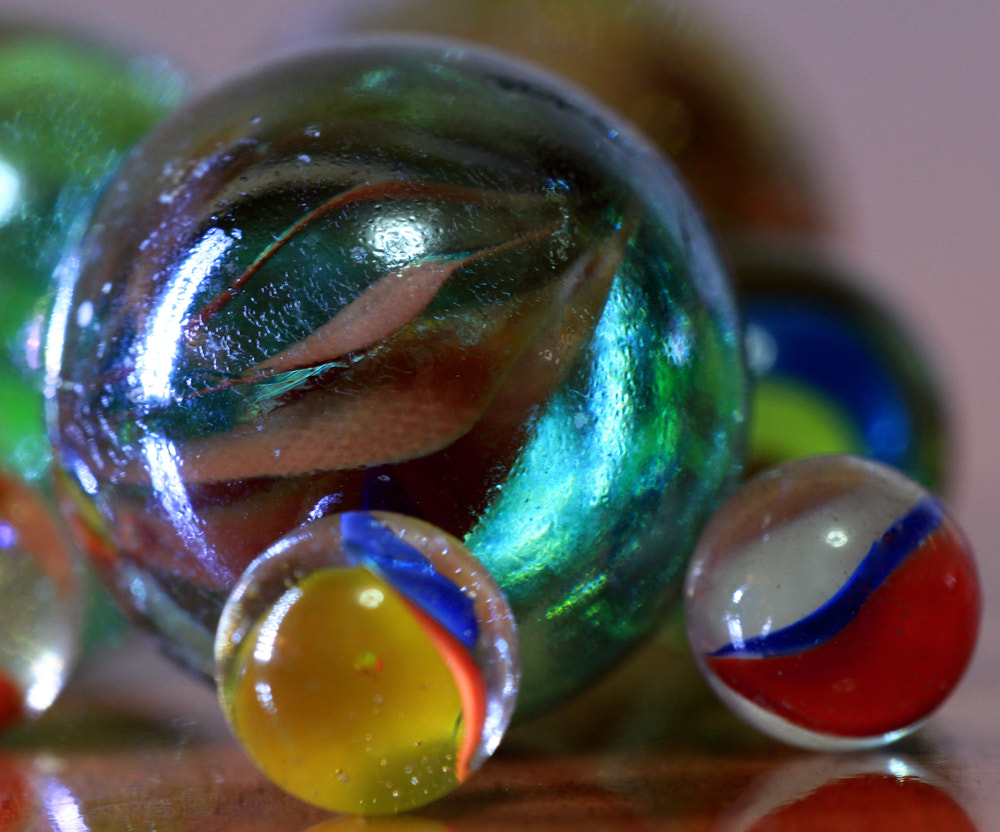 Photograph Games of Marbles by ARIK KFIR on 500px