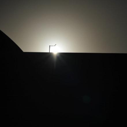 Sun set, Nikon D700, AF Zoom-Nikkor 35-70mm f/2.8D