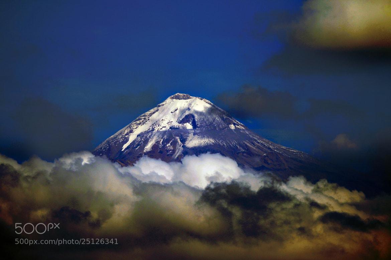 Photograph Citlaltepetl by Cristobal Garciaferro Rubio on 500px