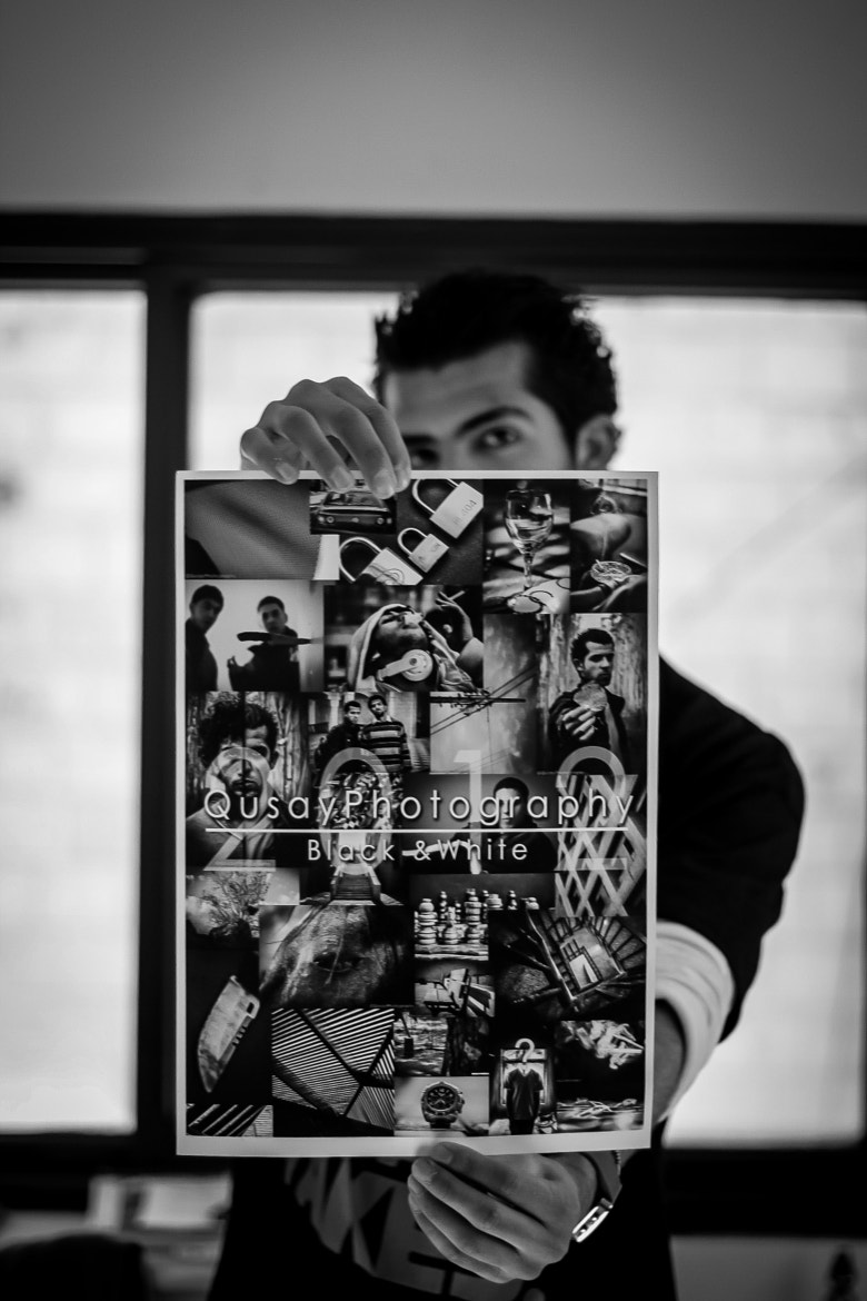 Photograph My black & White 2012 collection Poster by Qusay Abo Baker on 500px
