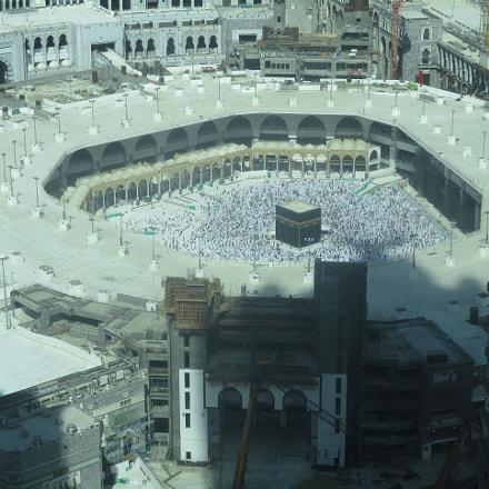 Mecca is the cradle, Canon IXUS 175