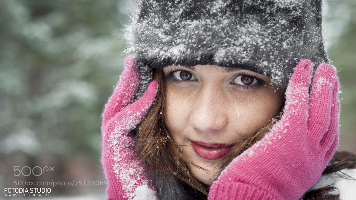 Photograph Anca by Ionut Diaconescu on 500px