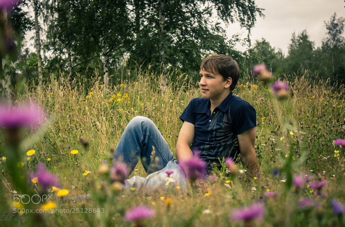 Photograph Talking with nature by Ella Poliakova on 500px