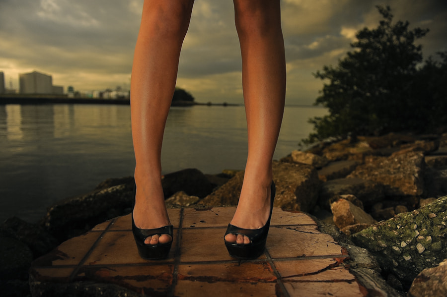 Photograph legs by michael thompson on 500px