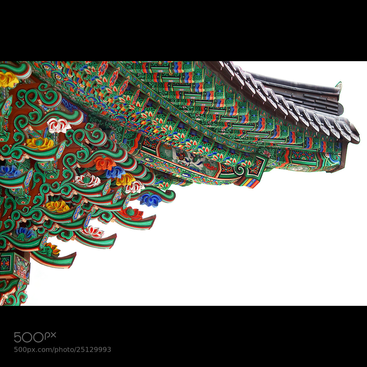 Photograph Traditional color pattern I by LEE INHWAN on 500px