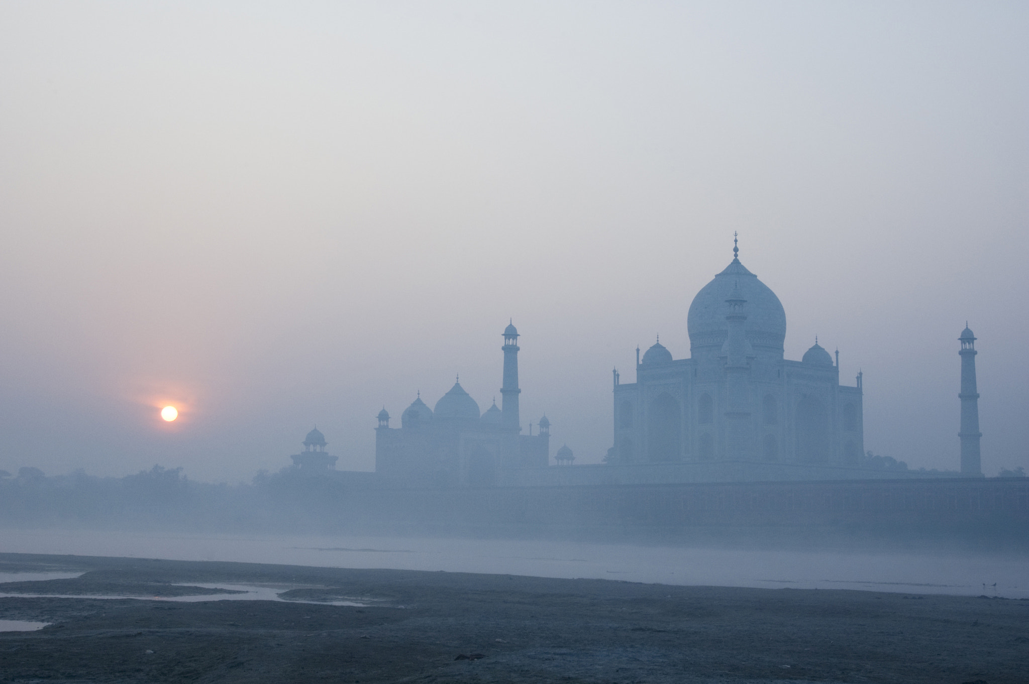 Photograph Taj Mahal, Agra, India by Jitendra Singh - Indian Travel Photographer on 500px