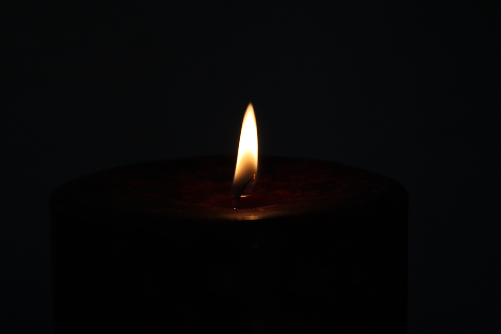 Photograph Candle in the Dark by Rachel Haas on 500px