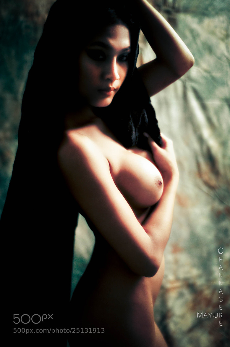 Photograph Ode to a Beautiful nude by Mayur Channagere on 500px