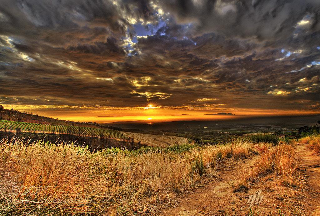 Photograph Golden Cape Sunset by Gustav Brandt on 500px