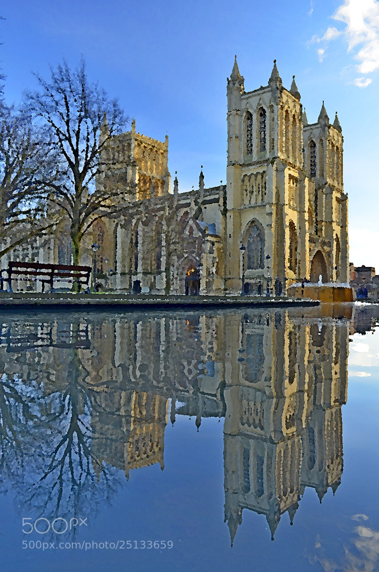Photograph Oil Cathedral  by David Field on 500px