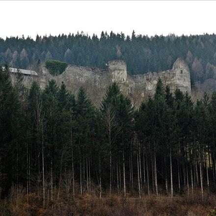 Old Carinthian Castle, RICOH PENTAX K-3 II, Sigma 18-250mm F3.5-6.3 DC Macro HSM