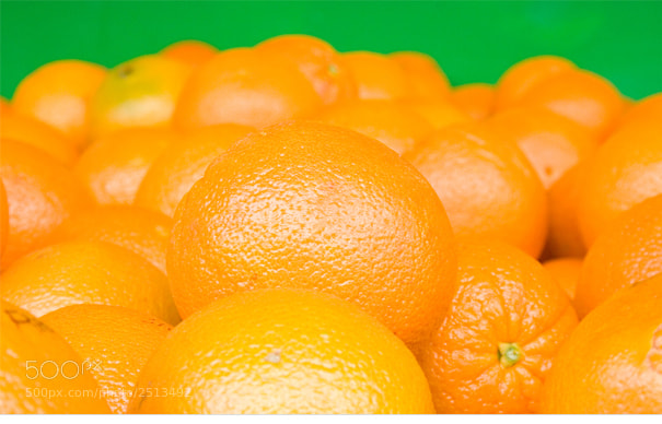 Photograph Oranges by Ankit Joshi on 500px
