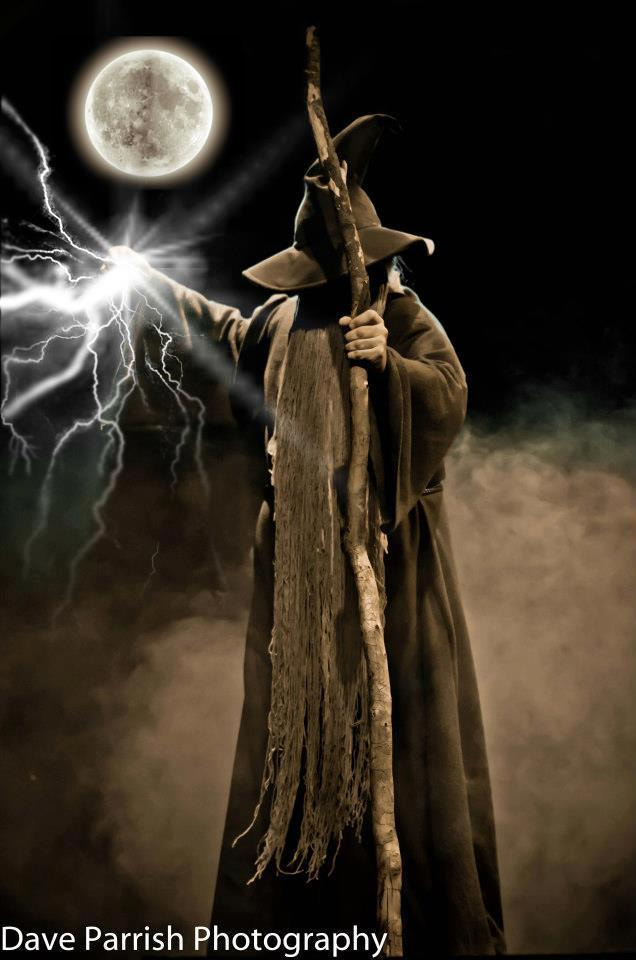 Photograph The Wizard by Dave Parrish on 500px