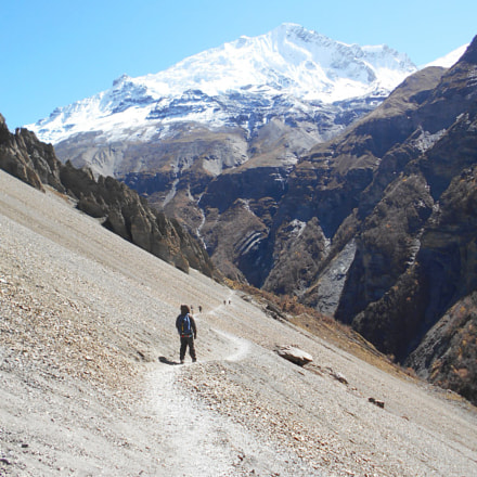 Along the trail, Nikon COOLPIX S2900