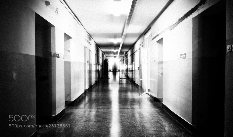 Photograph Jail by Konrad Masternak on 500px
